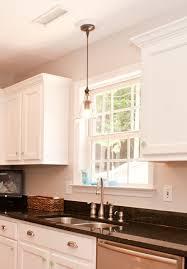 light kitchen sink kitchen lighting pendant light