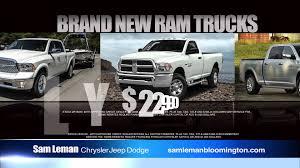 Sam Leman Chrysler Dodge Jeep Ram Bloomington