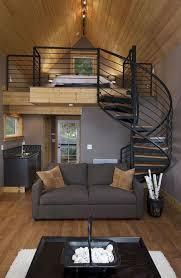 Amazing Loft Stair For Tiny House Ideas 60