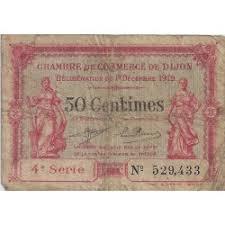 chambre de commerce dijon boutique billets de necessite numisaisne