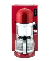 Coffee Makers Maker Clean Light Blinking Water Filter Kitchenaid Wont Turn Off