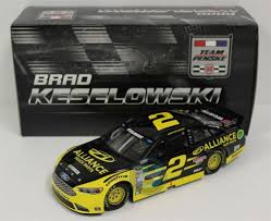 100 Alliance Truck Parts Brad Keselowski 2 2016 124 Scale NASCAR Cup