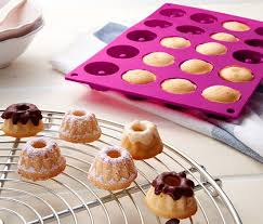 silikon backform für minikuchen chocolate baking cake