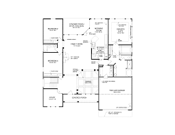 Fischer Homes Yosemite Floor Plan by Hayden Brand New House Plan In Springboro Oh Fischer Homes