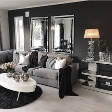 Grey And Turquoise Living Room by Black Furniture Living Room View In Galleryhow To Decorate A