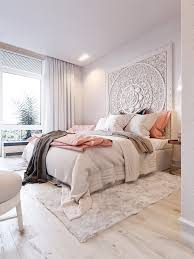 Pink White On Behance Very Relaxing Bedrooms Interiordesign