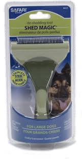 Dogs That Dont Shed Large by Safari Shed Magic De Shedding Tool For Dogs Large Chewy Com