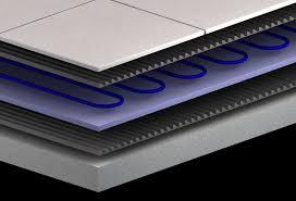 heated floors tile