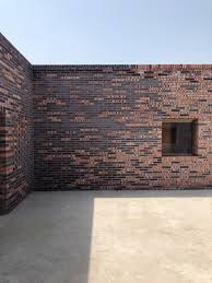 100 Contemporary Brick Architecture Peach House Is A Contemporary Brickclad Courtyard House In Beijing