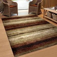 Image Is Loading Southwest Area Rug Western Rustic Cabin Warm Colors