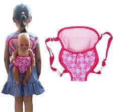 Baby Doll Carrier Moby Beco Mattel ErgoBaby Boba MiniSling