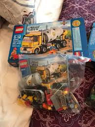 LEGO City Cement Mixer (60018) & Logging Truck (60059) Complete Rare ... Lego 60018 City Cement Mixer I Brick Of Stock Photo More Pictures Of Amsterdam Lego Logging Truck 60059 Complete Rare Concrete For Kids And Children Stop Motion Legoreg Juniors Road Repair 10750 Target Australia Bruder Mack Granite 02814 Jadrem Toys Spefikasi Harga 60083 Snplow Terbaru Find 512yrs Market Express Moc1171 Man Tgs 8x4 Model Team 2014 Ke Xiang 26piece Cstruction Building Block Set