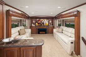 Montana Fifth Wheel Floor Plans 2004 by The Latest Trend In Fifth Wheels Brings The Lounge Upstairs Www