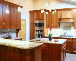 bright kitchen lighting