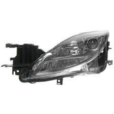 replacement halogen headl headlight driver side left lh