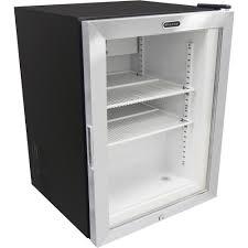 100 Countertop Glass Whynter Reach In 18 Cu Ft Display Door Commercial Reach In Freezer