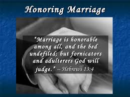 The Marriage Bed Is Undefiled by Honoring Marriage 1 728 Jpg Cb U003d1275252957