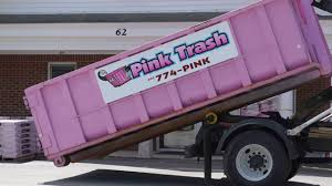 Pink Trash Truck - Best Trash 2018