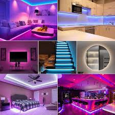bluetooth led streifen mit fernbedienung led lichtband 2x10m