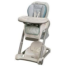 Graco Blossom LX 4-in-1 High Chair - Spin | Buy Online At The Nile