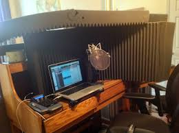 Sound Reduction Curtains Uk by Home Studio Setup With Andrew The Audio Scientist Part 2
