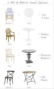 Patio Dining Sets Under 1000 by Chic Du Monde How To Mix U0026 Match Outdoor Furniture Chic Du Monde