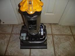 Dyson Dc33 Multi Floor Blue by Dyson Dc33 Multi Floor Upright Bagless Vacuum Yellow Gray