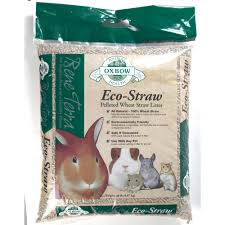 oxbow beneterra eco straw 100 natural small pet litter at drs