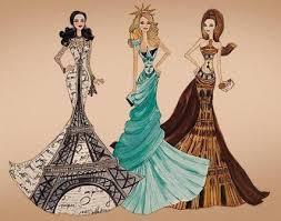 Drawings Fashion Designs