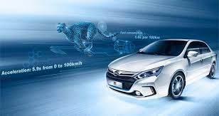BYD Is King In Chinese Electric Car Market −