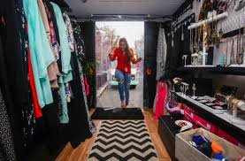Make Room, Food Trucks: Mobile Fashion Stores Have Hit The Streets ...