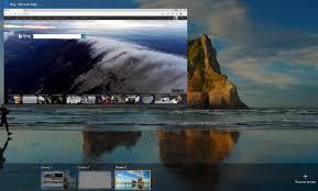 bureau viruel les bureaux virtuels dans windows 10