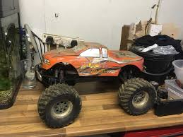Rc Monster Truck + Rc Car Nitro | In Middlesbrough, North Yorkshire ... Jual Fs Racing 51805 F350 Monster Truck Nitro 4wd 24ghz Rtr Di 110 Rc Swamp Thing Traxxas Tmaxx 33 490773 Scale W Tsm Menace Trucks Wiki Fandom Powered By Wikia Thunder Tiger S50 In Tile Cross West Midlands 2009 Promotional Art Mobygames Stadium Apk Download Gratis Arkade Permainan Mac Review Brutal Gamer Tra530973 Revo Powered With 2018 Jam Series And 50 Similar Items Hpi Bullet Mt 30 Used Sleadge Hammer S50 Nitro Monster Truck Bury For 200