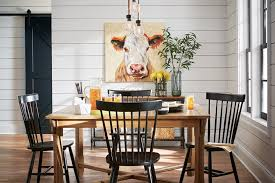 Modern Farmhouse Dining Room Shop By The Home Depot