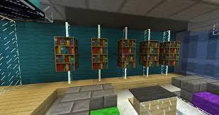 Minecraft Storage Room Design Ideas by Minecraft Furniture Storage
