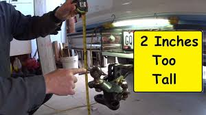 RV Travel Trailer Towing. Taller Truck Shorter Hitch - YouTube