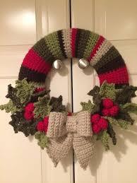 102 best Crochet Wreath s images on Pinterest