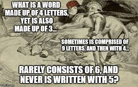 Riddles and Brainteasers Imgflip