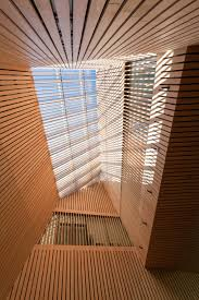 100 Patkau Architects Pitched Roofs And Wooden Slats Characterise Audain Art