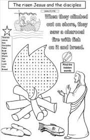 This Page Will Help You Prepare Your Sunday School Lesson On John The Bible Story Of Miraculous Catch Fish
