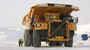 100 Cat Mining Trucks Swedish Copper Mine Converting Monster To Run On Electricity