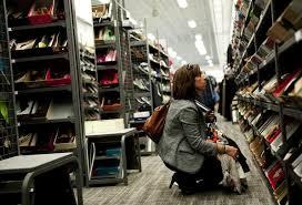 Hundreds of shoppers flock for first peek at Ann Arbor s new