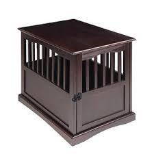 gute qualität durable holz hund käfig kiste tragbare pet kennel für indoor