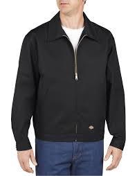 unlined eisenhower jacket for men dickies