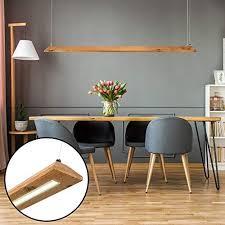 led designer le hängele aus eiche massivholz 3 000