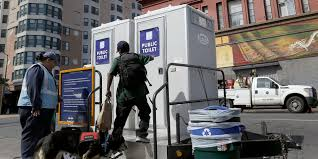 100 Truck San Francisco Launches Poop Patrol To Clean Human Feces On