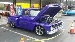 100 1963 Chevy Truck Chevrolet C10 Other Lowered Ratrod Shoptruck Hotrod