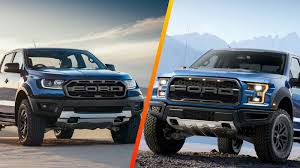 100 Ford Raptor Truck How The Ranger Measures Up To The Real Updated