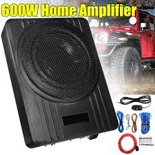 Detail Feedback Questions About 10 Inch 600W Powered Car Speaker ... Alpine Swrt12 12 1800w Shallow Mount Subwoofercartruck Sub Best Rated In Car Enclosed Subwoofer Systems Helpful Customer Inch Subwoofer Boxes Twin 10inch Sealed Mdf Angled Truck Enclosure Boxes Kicker Powerstage Install Kick Up The Bass Photo Image Pioneer 10 Inch 1200 Watt Tsswx310 Box Custom Chevy Ck 8898 Ext Cab Speaker 8 Dual Free Engine For 072013 Silverado 1500 Extended Single Swt10s2 1000w Subwoofershallow Stek Shop Rockville Ss8p 400w Slim Underseat Active Powered