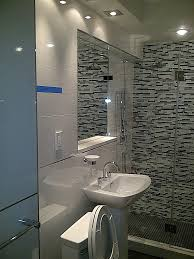 Klein Remodeling NYC | 11 Big Ideas For Small Bathrooms | Klein ... 32 Best Small Bathroom Design Ideas And Decorations For 2019 10 Modern Dramatic Or Remodeling Tile Glass Material Innovation Aricherlife Home Decor Awesome Shower Bathrooms Archauteonluscom Bathroom Paint Master Toilet Small Ideas Suitable Combine With White Lovable Designs For Italian 25 Beautiful Diy Remodel Tiles My Layout Vanity On A Budget Victorian Plumbing Stylish Apartment Therapy